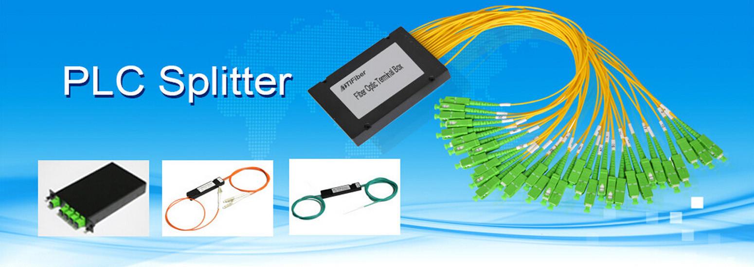 China best Fiber Optic Splitter op verkoop
