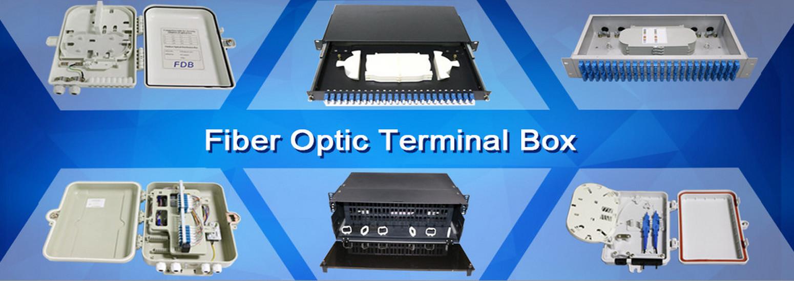 China best Fiber Optic Terminal Box op verkoop