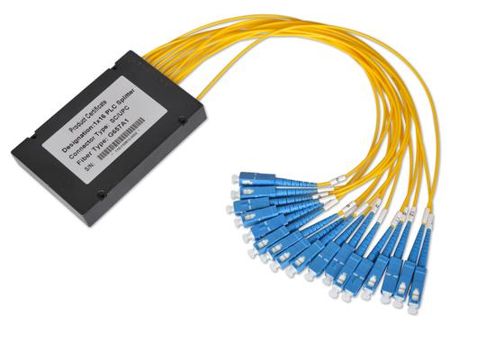 1*32 en de Optische Vezelkoppelingen van 2*32 met 0.9mm 2.0mm 3.0mm Kabel, Multimode Vezelsplitser