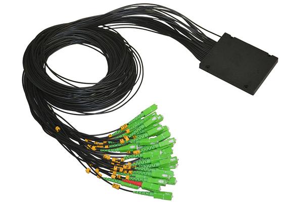 G657A2 vezel Optische Splitser voor Vezel Optische Sensoren, de Koppeling van Lc Lc St St