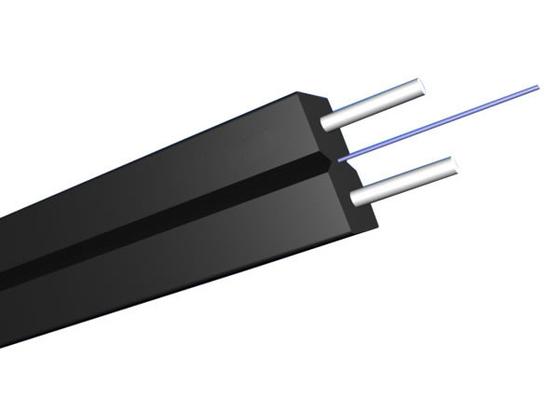 Binnen Singlemode Vlakke de Dalingskabel van GJYXCH FTTH met de Optische Vezel van G657A2