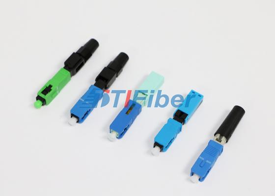 FC ST LC Vezel Optische Schakelaar voor FTTH-Netwerken met Hoog Toevoegingsverlies